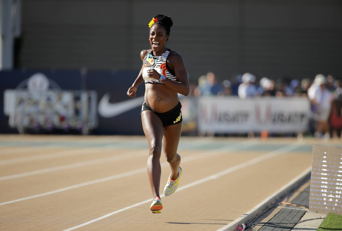 USA Track & Field Outdoor Championships - Day 1