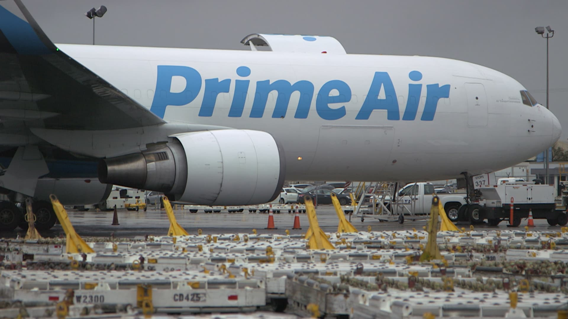 Amazon Air contractors claim safety risks amid coronavirus outbreaks 98