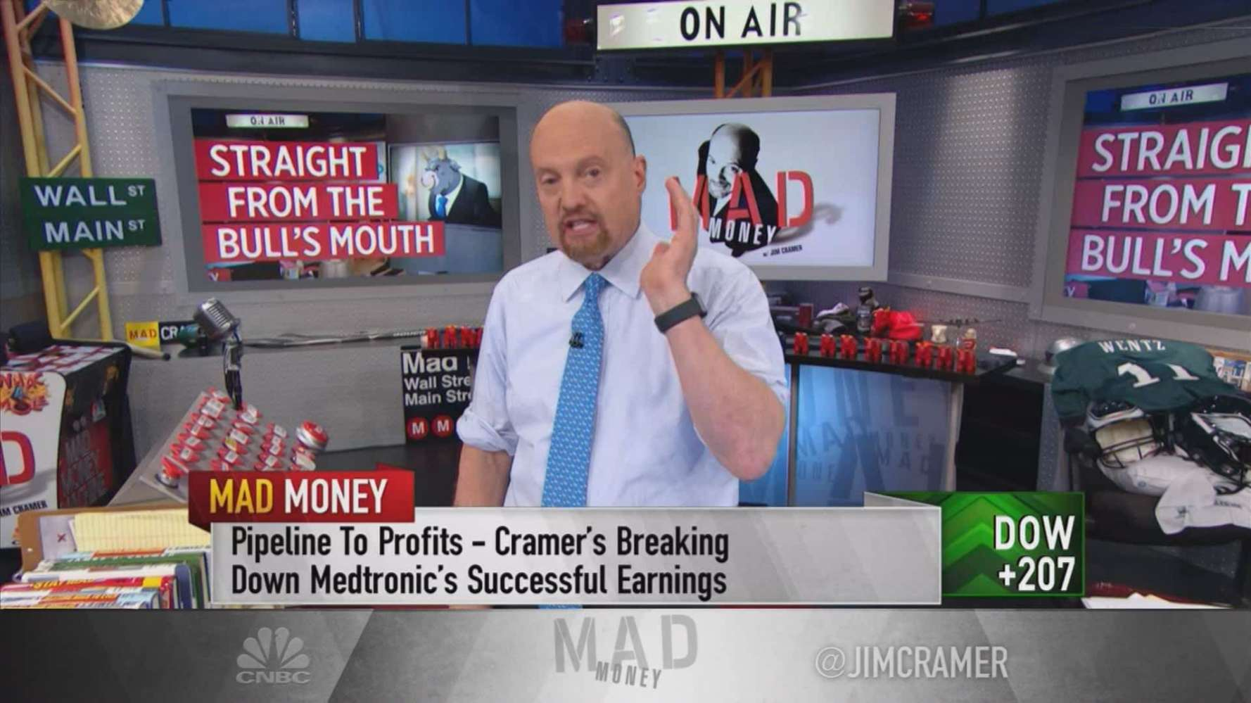 cramer why it pays