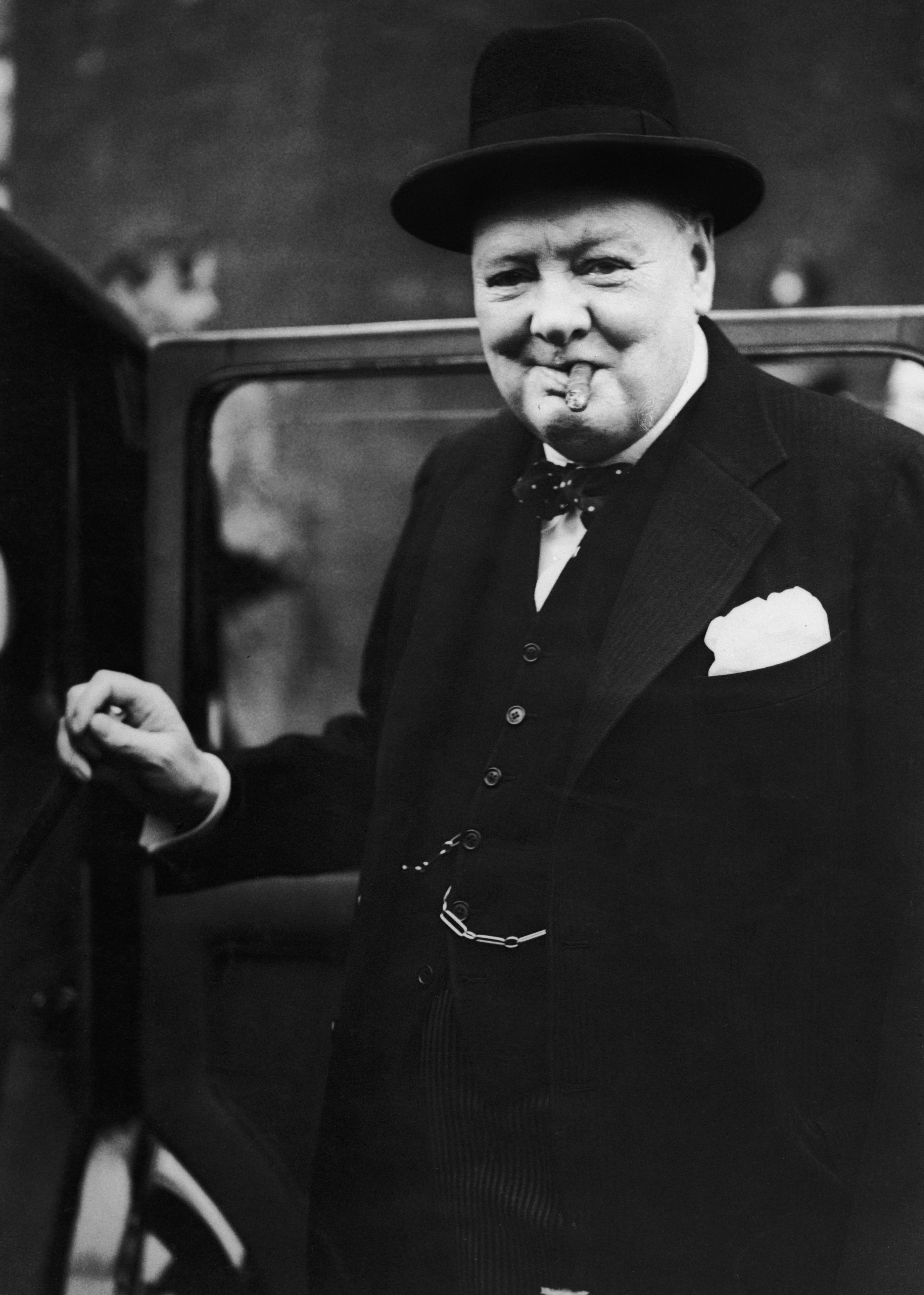 Winston Churchill Spent Much Of His Life On Brink Of