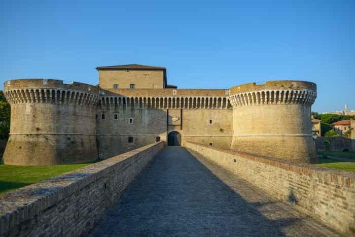 GI: Rocca Roveresca