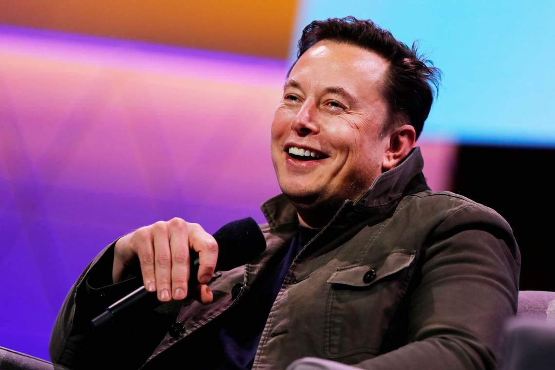 Elon Musk - Image of cnbc.com
