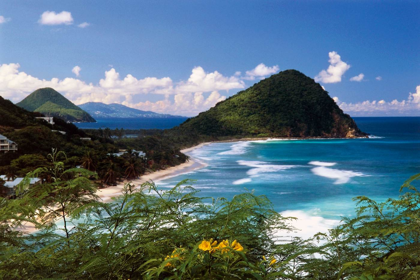 best caribbean island vacations