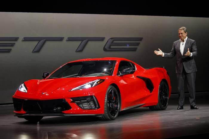 GP: 2020 Corvette Stingray Inside The Next Gen Corvette Reveal Event