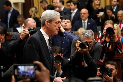 AP: Robert Mueller testifies 190724