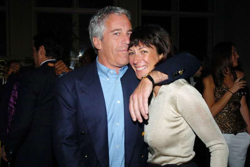GP: Jeffrey Epstein and Ghislaine Maxwell 050315