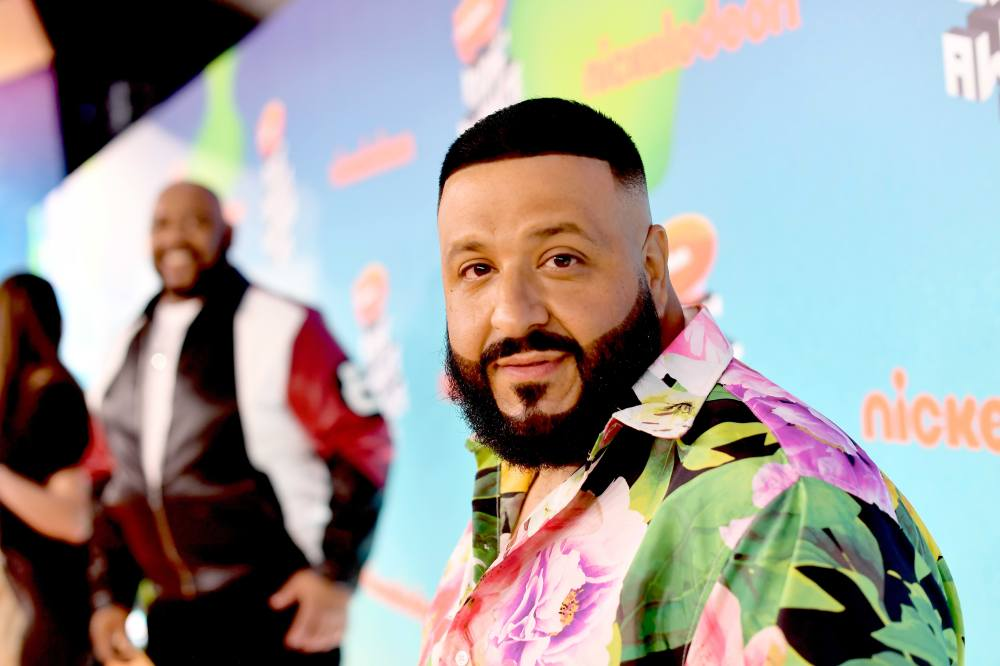 Here's what DJ Khaled bought with his first paycheck