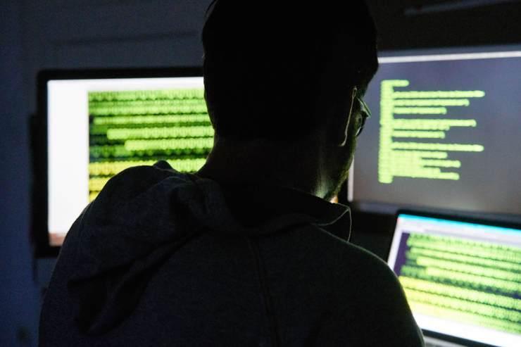 GP: Hacker illustration