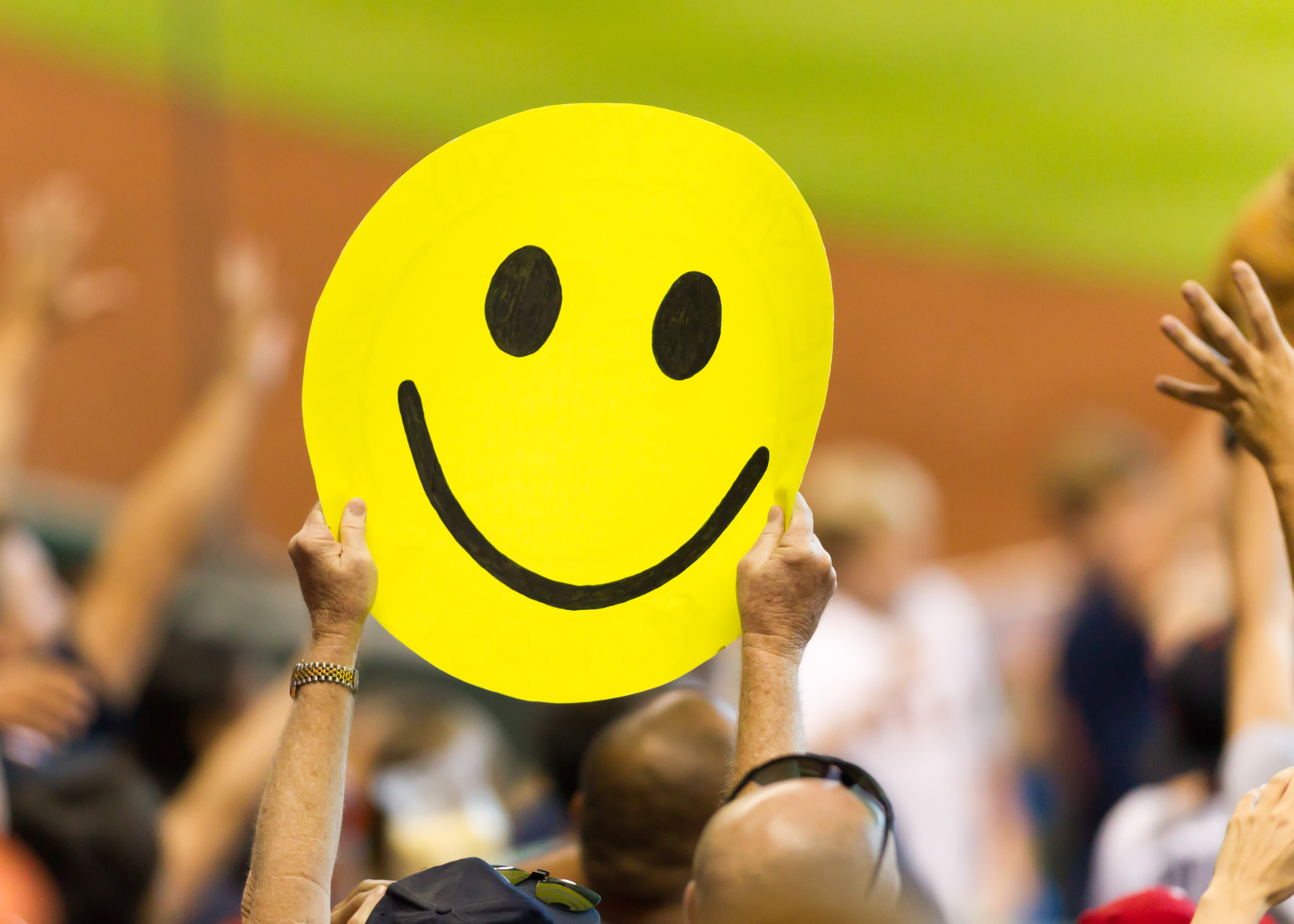 The Man Behind The Smiley Face Symbol Was Paid 45 For His Design