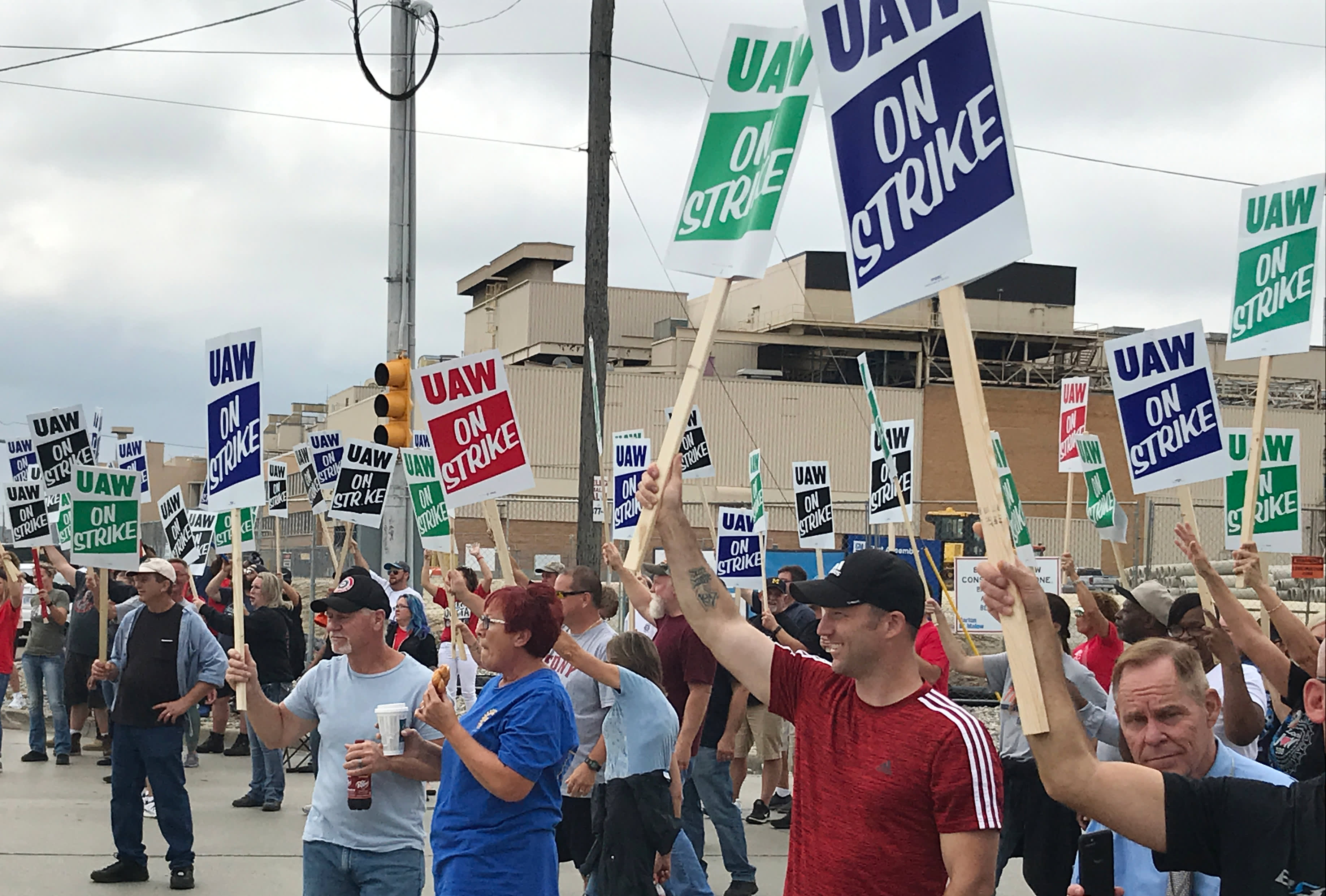 UAW strike cost GM up to $4B for 2019, much higher than expected