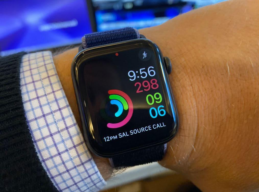 CNBC Tech: Apple Watch Series 5 review 12