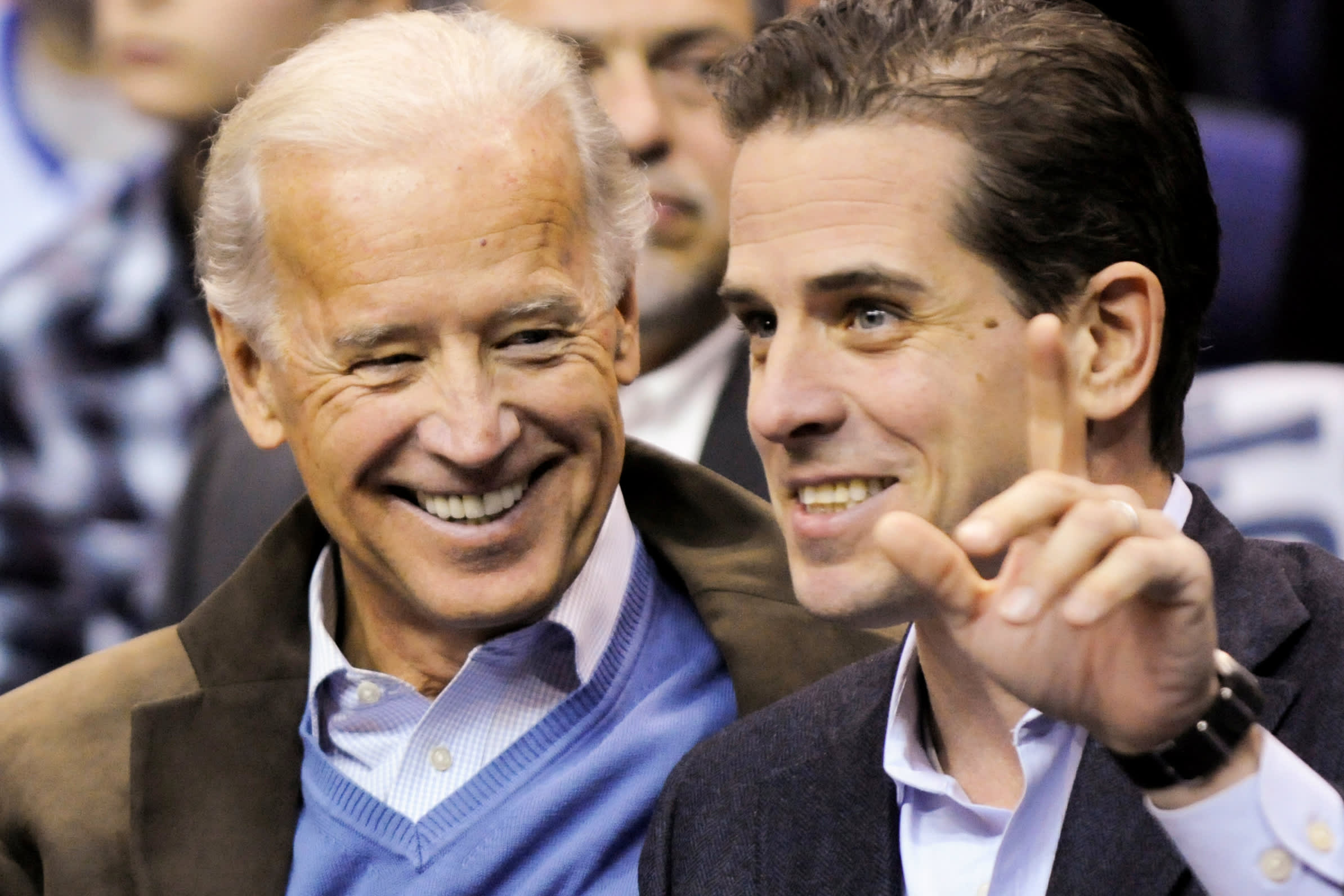 Joe Biden's son Hunter Biden under federal investigation for tax case
