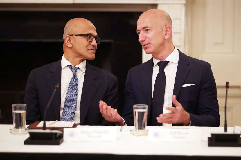 Amazon, Microsoft face opposition to police use of facial recognition 1