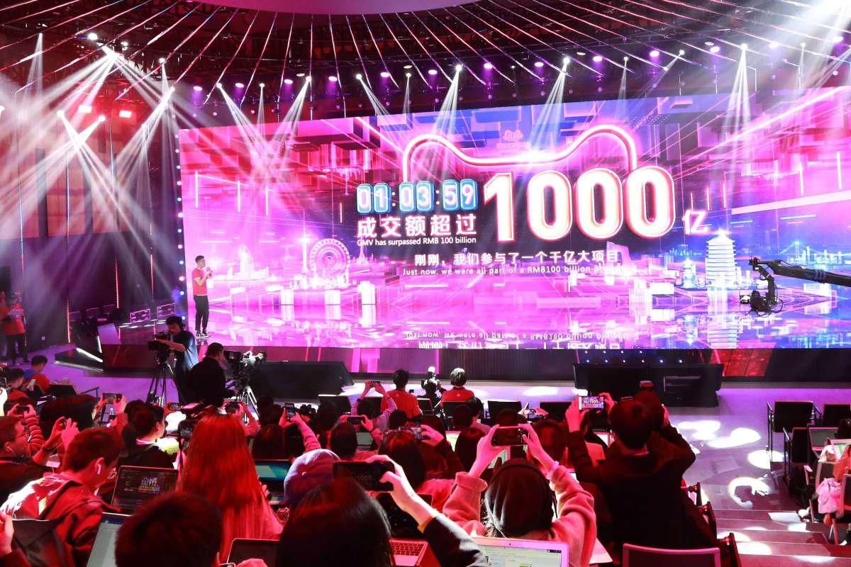 Alibaba's Singles Day 2020: Chinese to shun U.S. brands: AlixPartners
