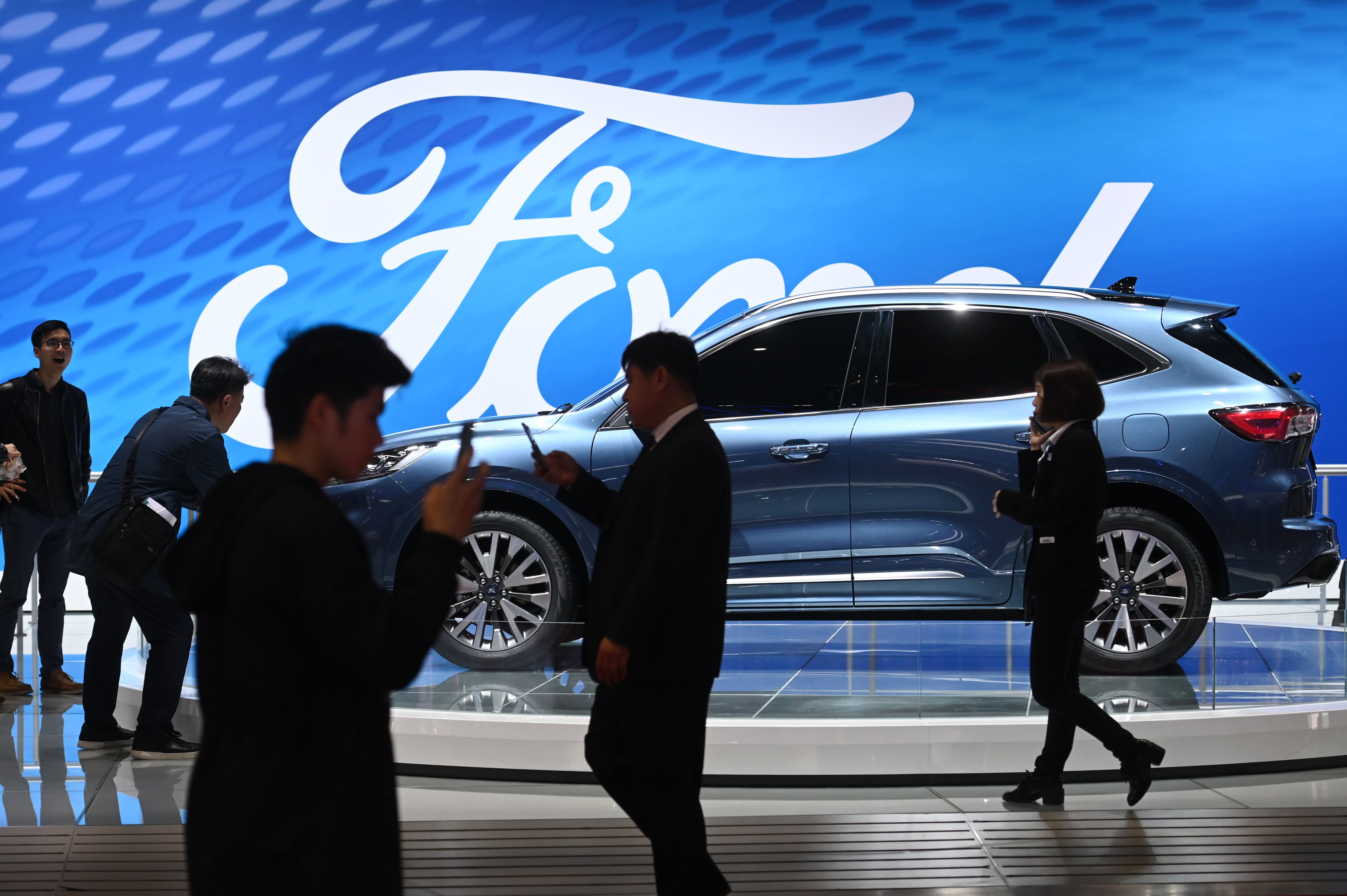 Ford's 'confusing' 2021 guidance is hurting its stock despite blowout first-quarter earnings