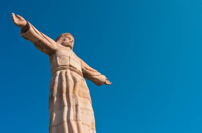 GP: Monumental Christ Taxco, Mexico 200114