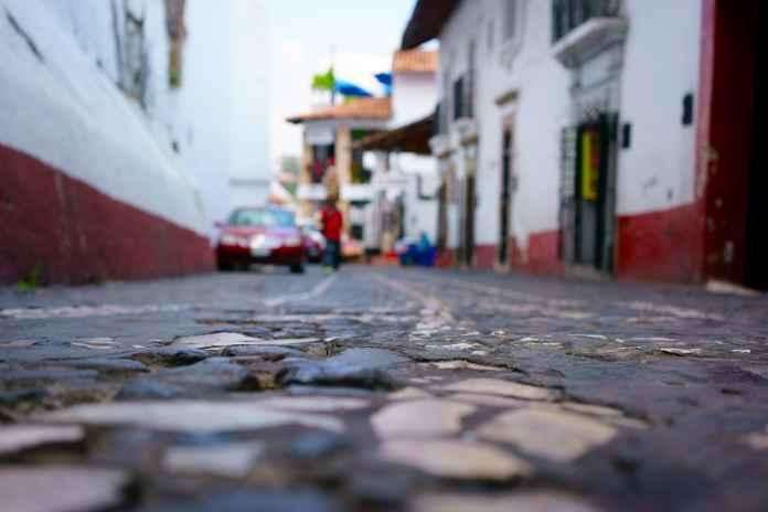 GP: Santa Prisca parish in Taxco de Alarcon, Mexico 200114