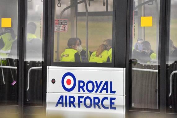 UK confirms two cases of coronavirus