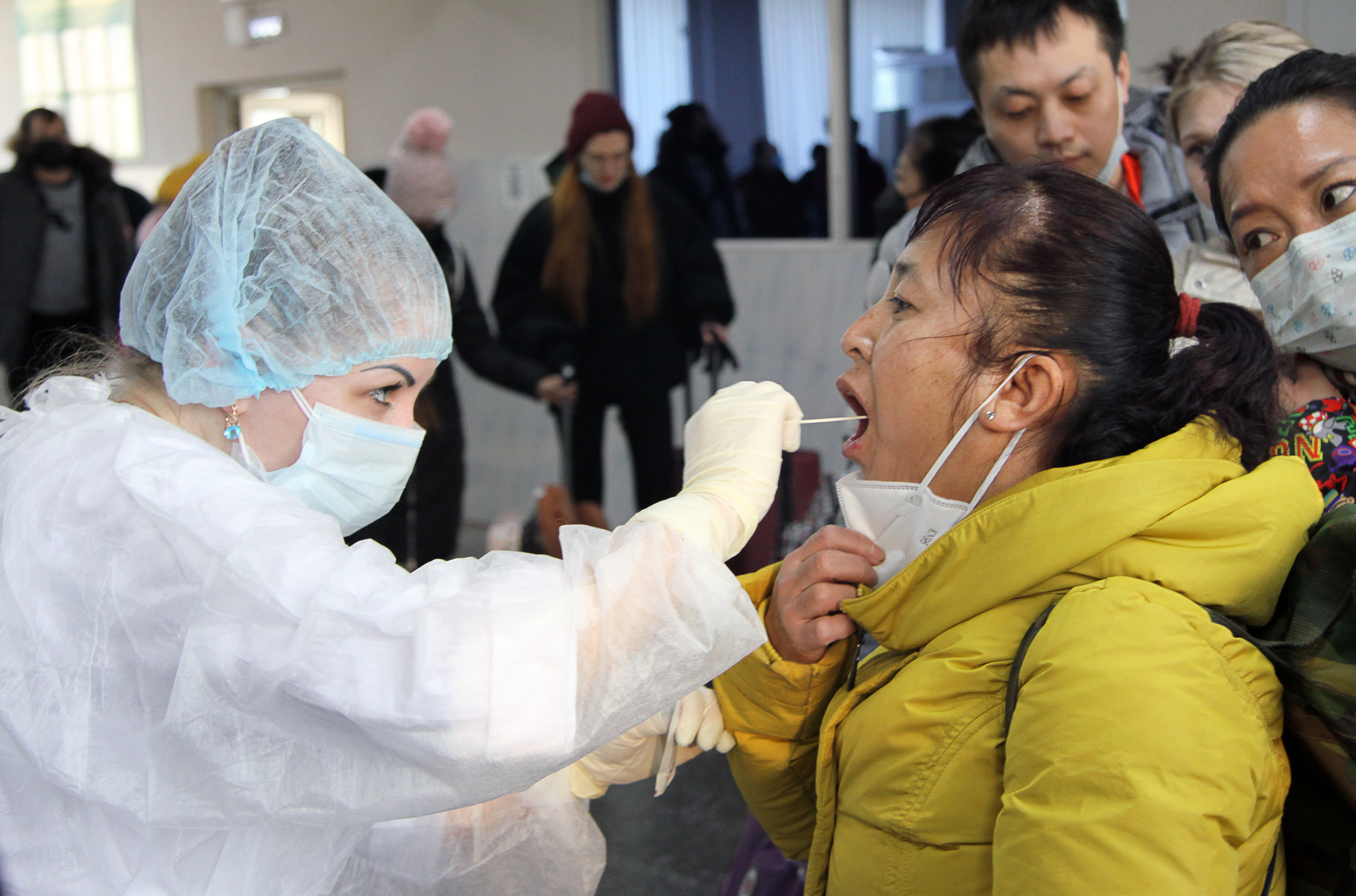 WHO pushes back on coronavirus misinformation and bogus cure claims