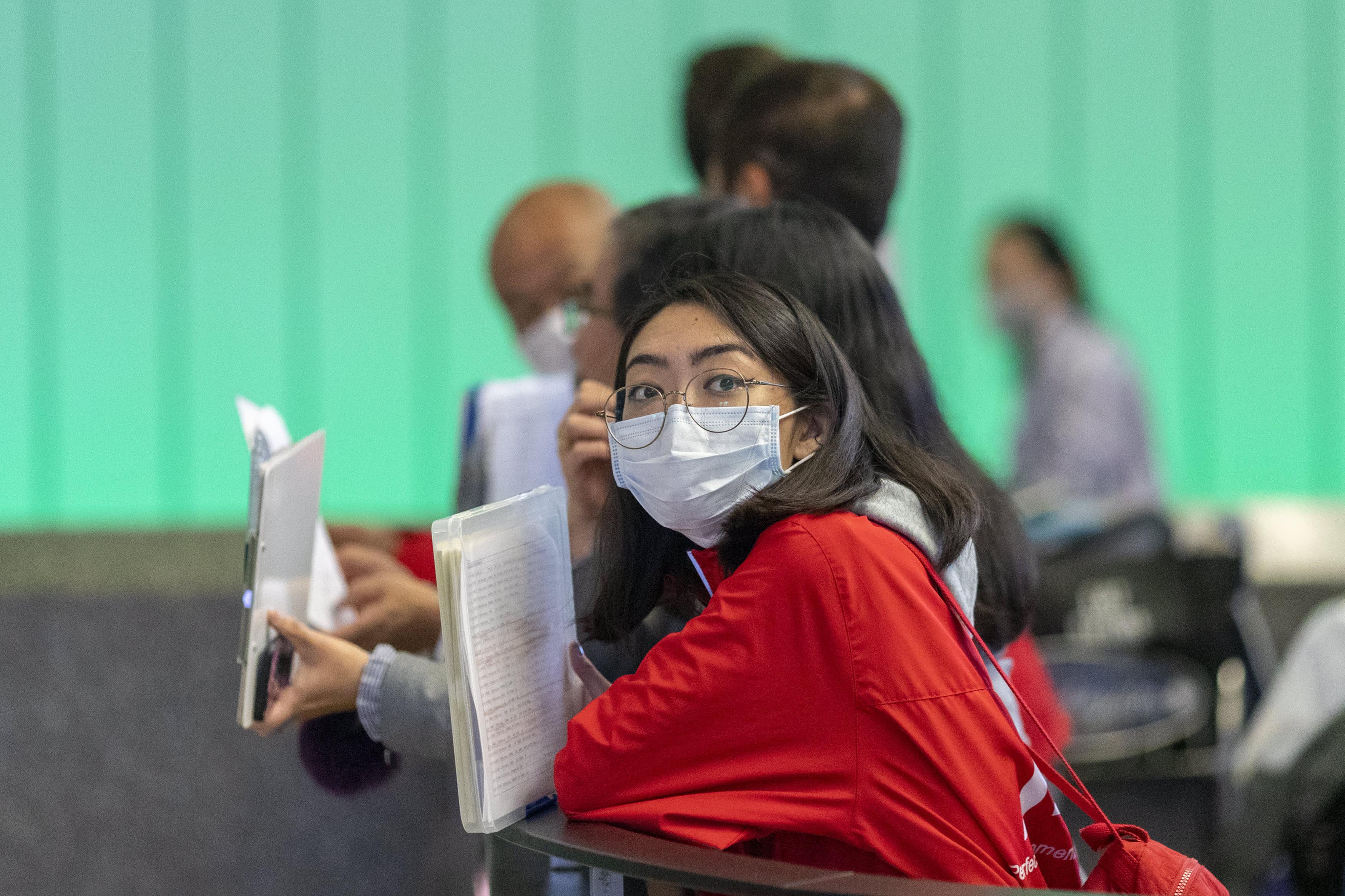 UC San Diego health experts provide updates on coronavirus patients