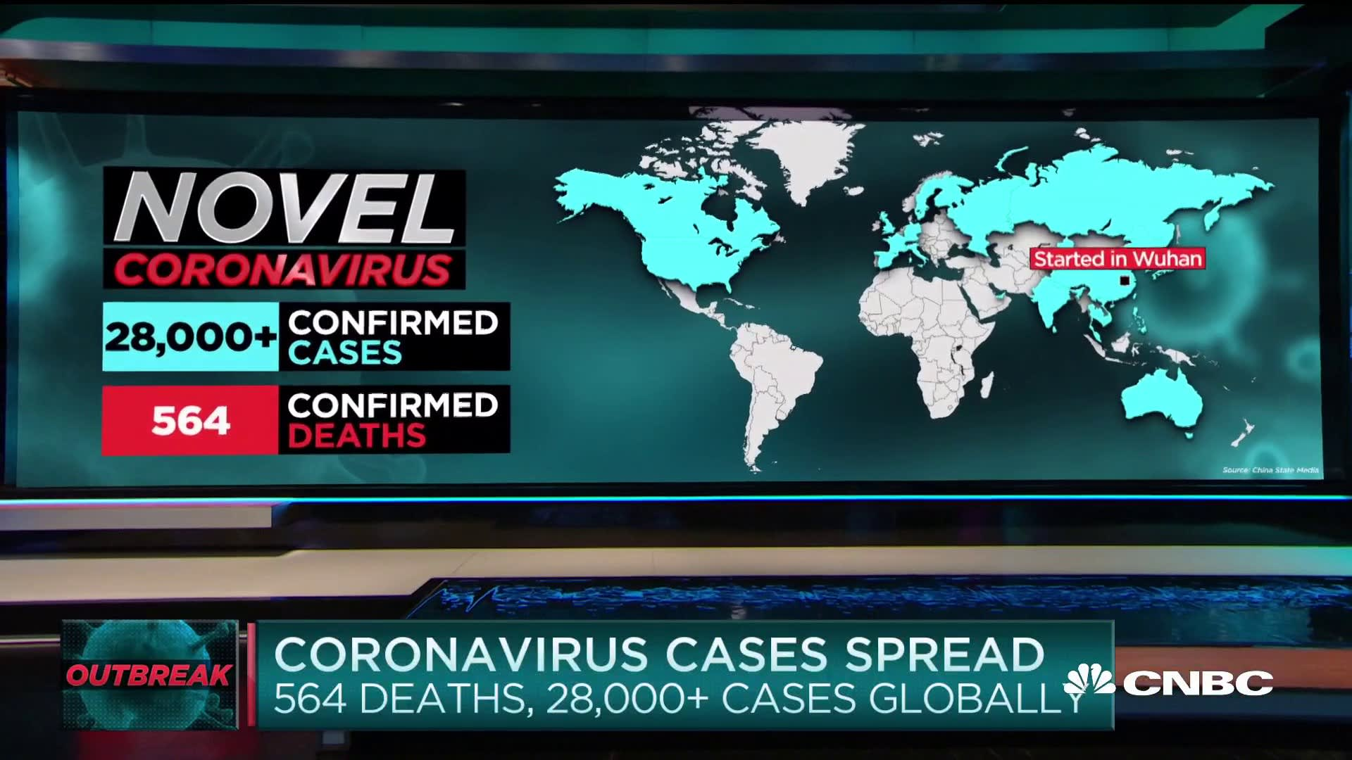 Britain and Vietnam confirm new coronavirus cases, death toll tops 500