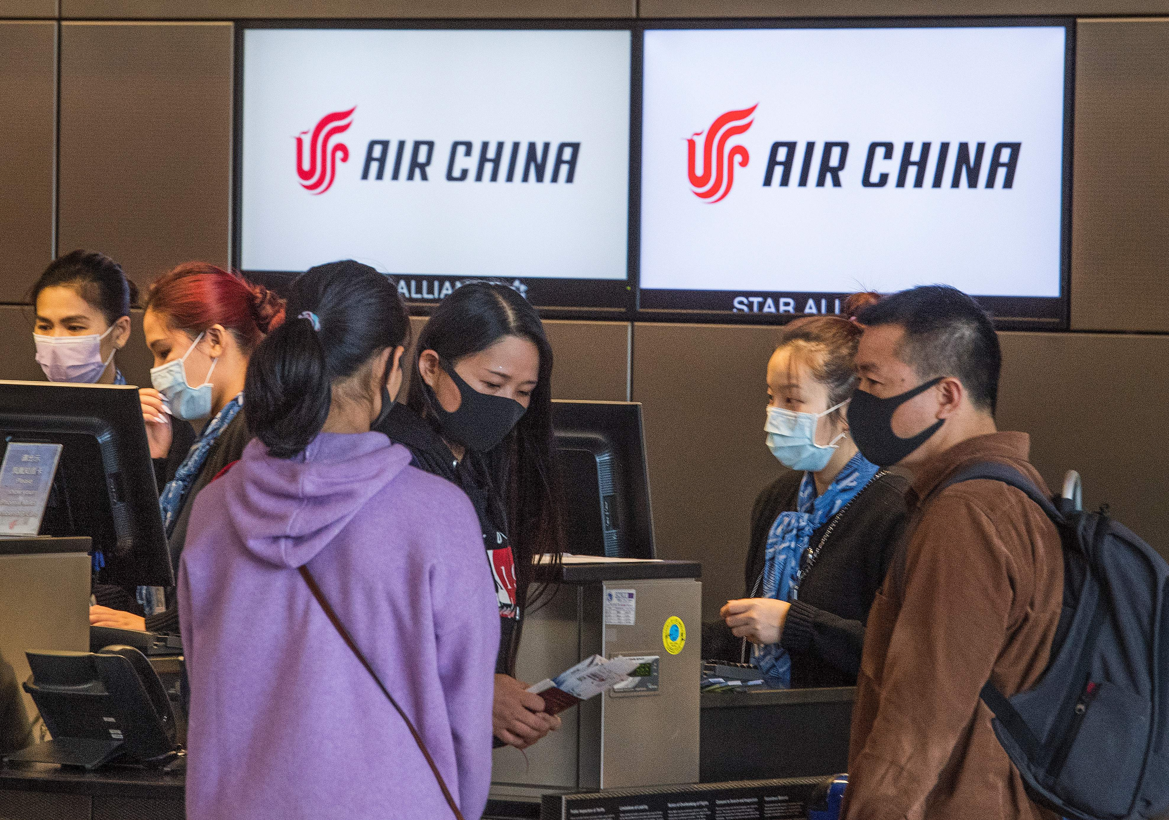 Coronavirus: China becomes increasingly isolated as airlines pull out
