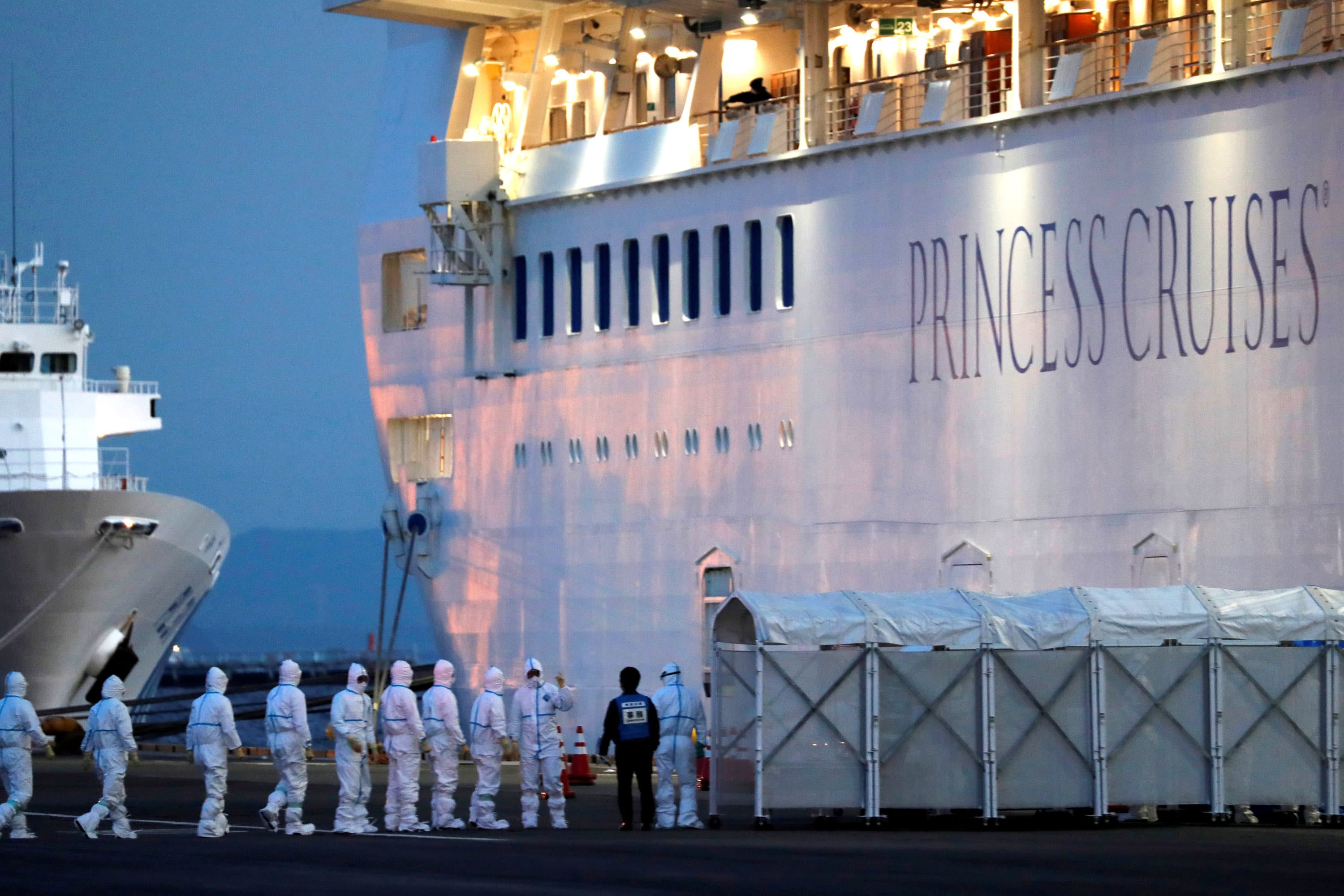 New coronavirus cases surge as 3,700 remain quarantined on ship in ...