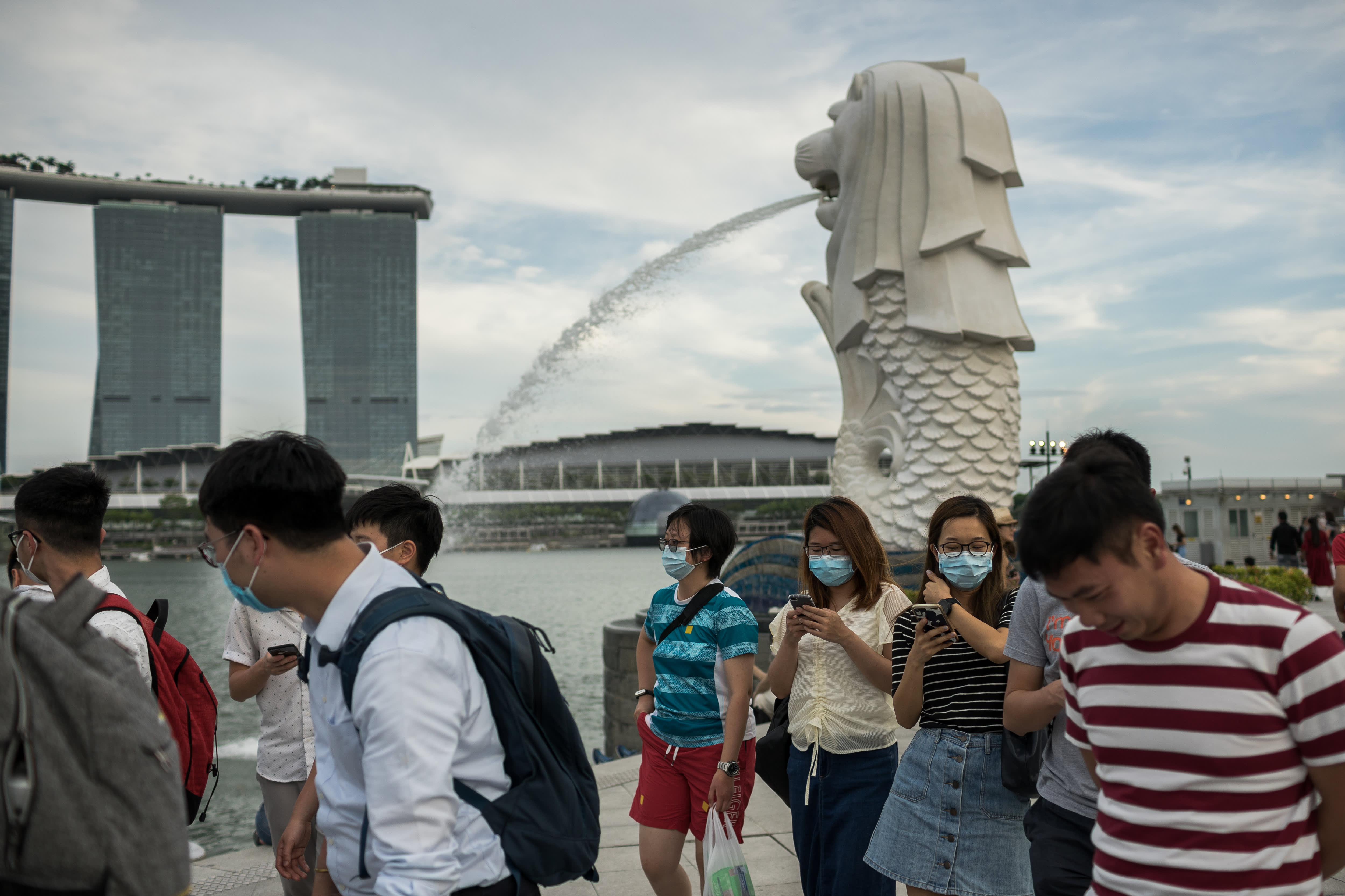 Coronavirus: Singapore must prepare for cases to rise, minister says