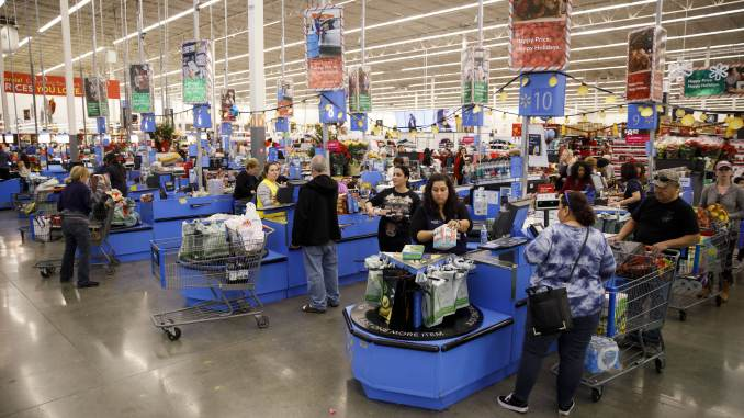 Walmart will combine its store, online buying teams, company memo says