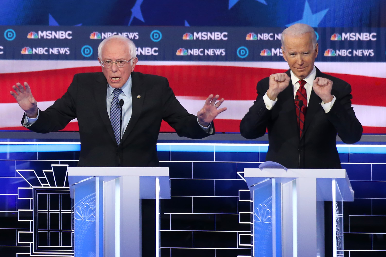 Coronavirus: CNN scraps live audience for next Democratic debate