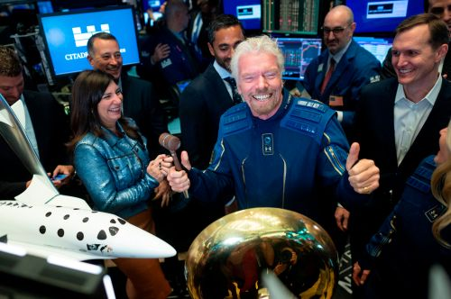 How SpaceX, Virgin Galactic, Blue Origin and others compete in the growing space tourism market…