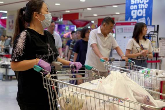 Coronavirus: Demand for Singapore online shopping and delivery higher