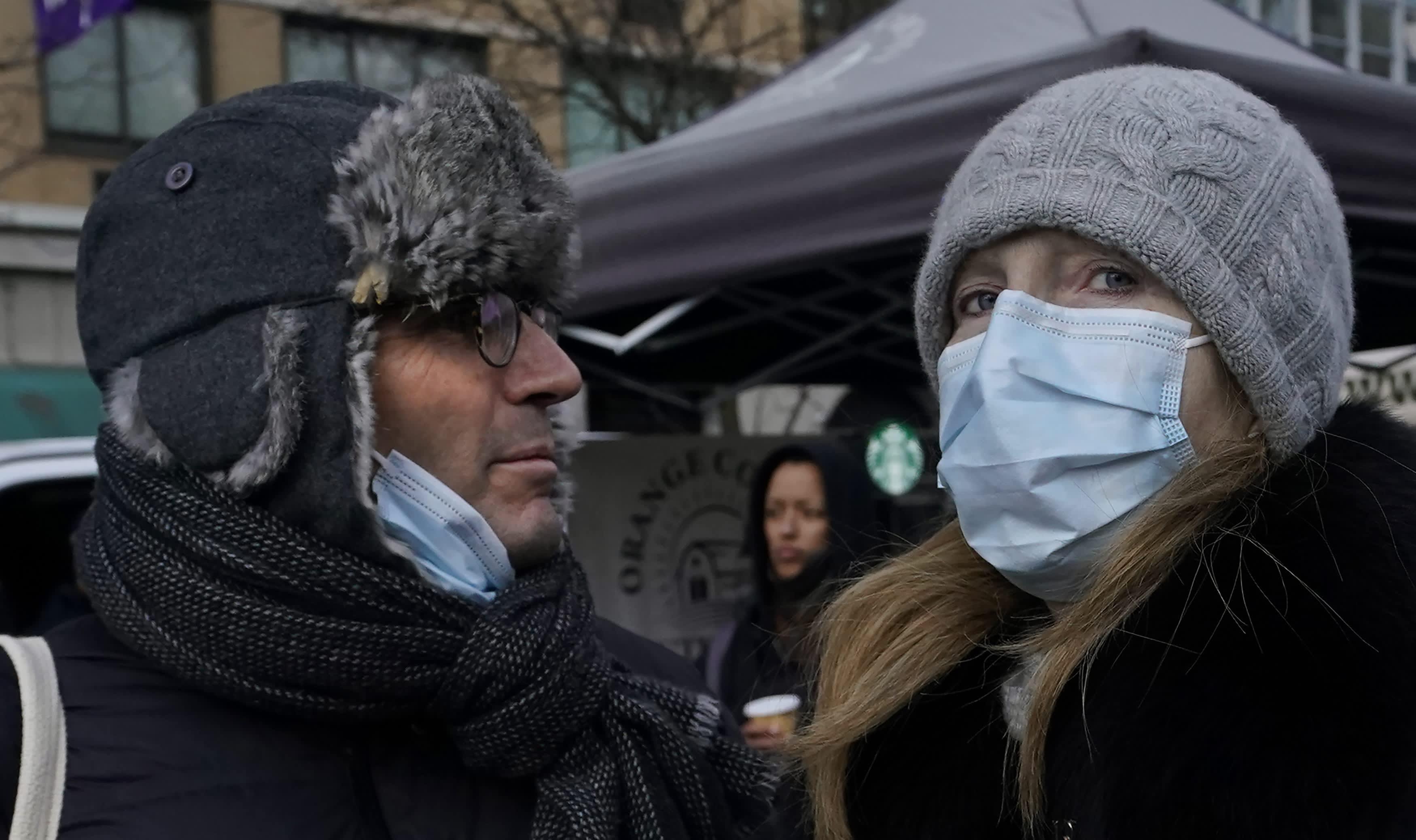 New York City confirms first coronavirus case