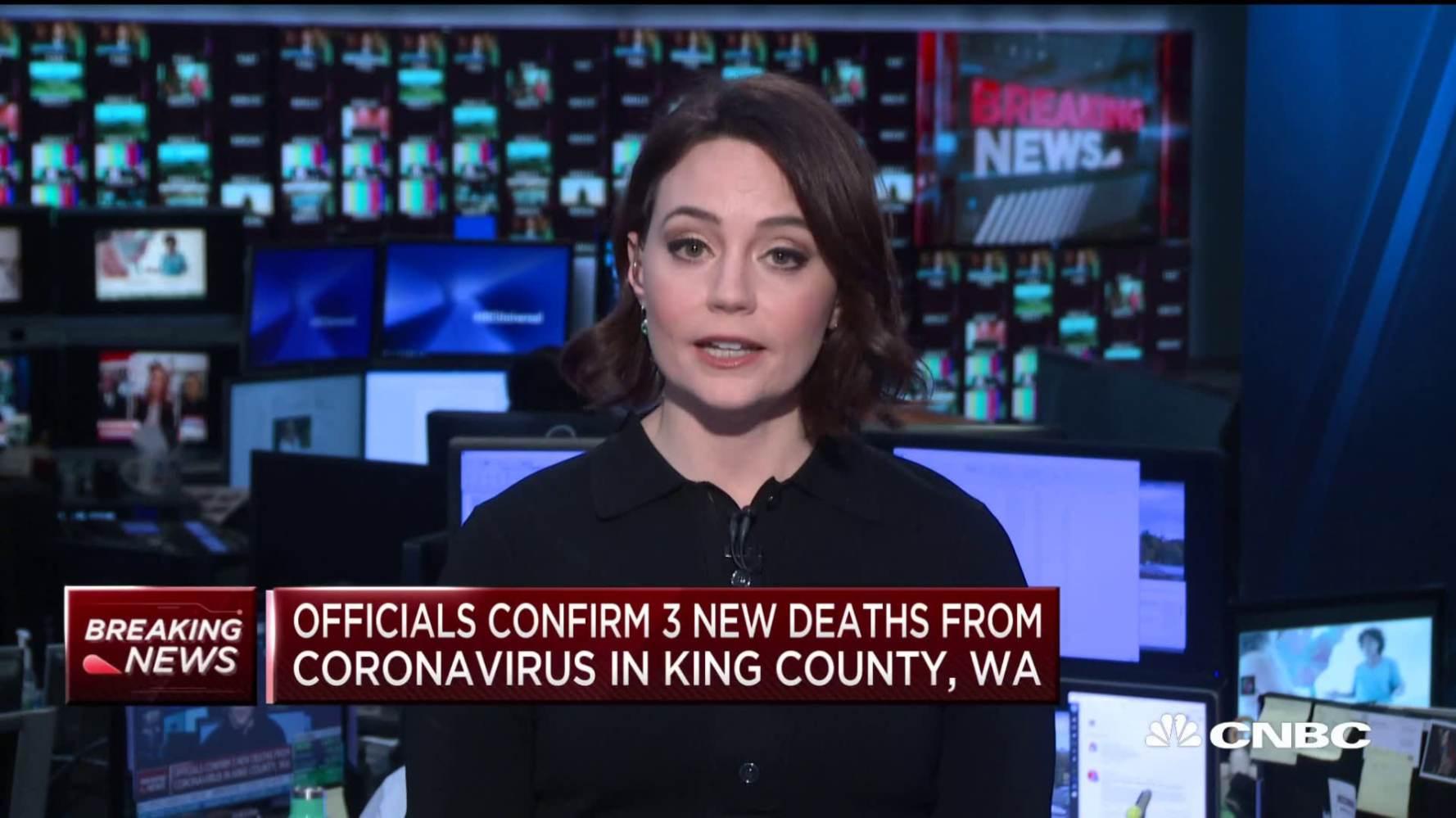 Seattle-area officials report new coronavirus deaths, bringing US ...