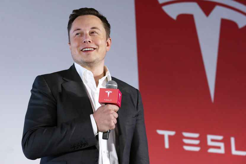 Tesla isn't a gurantee for the S&P 500 even with year of profits 1