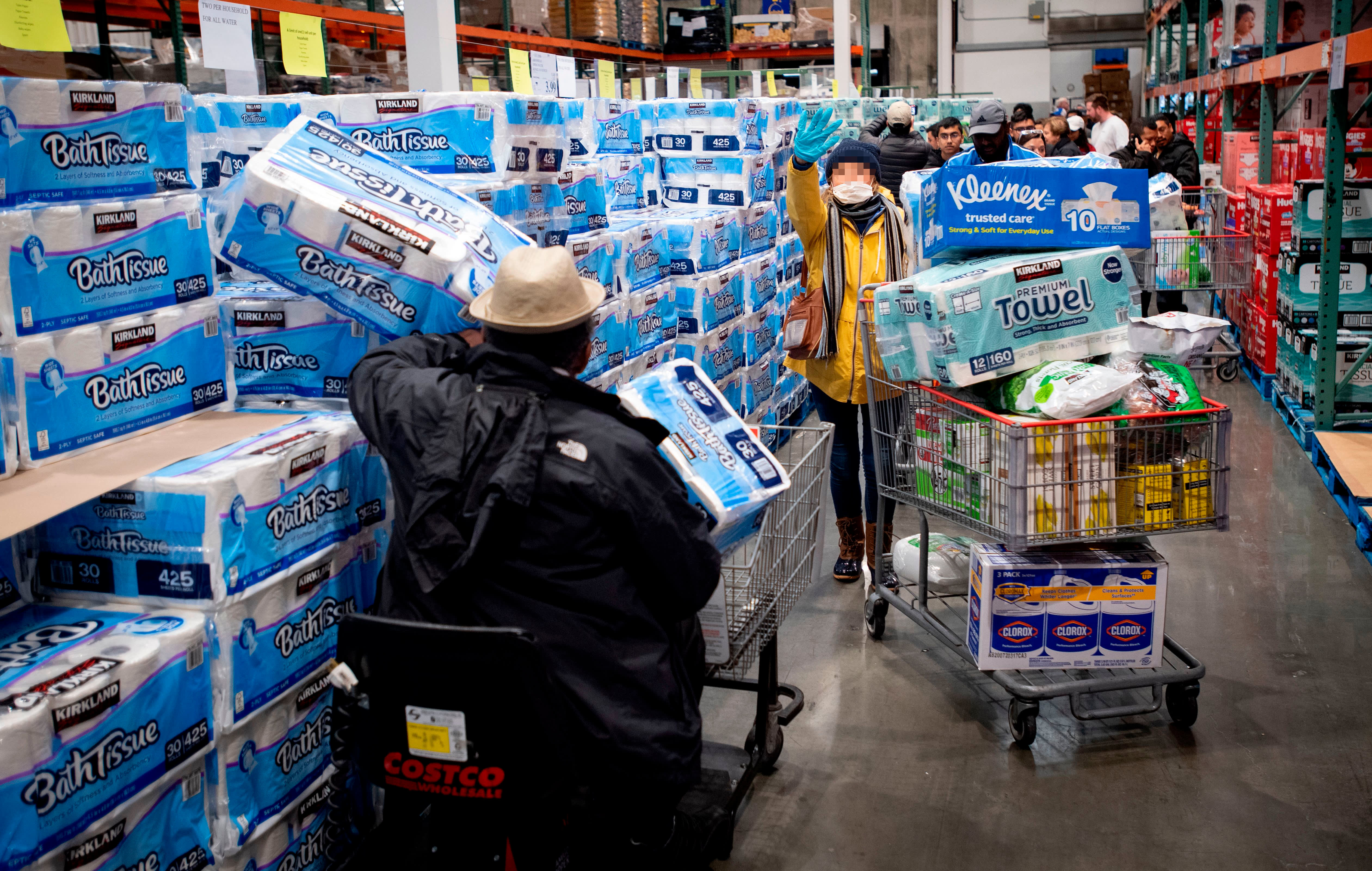 Salesforce and Costco are flashing buy signals to investors, Jim Cramer says