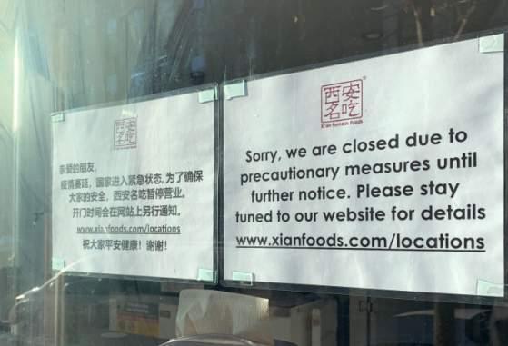 Coronavirus outbreak prompts states to ban restaurant dining