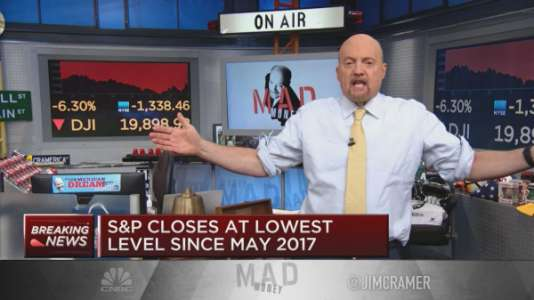Stocks plunge again, NYSE to close trading floor during ...