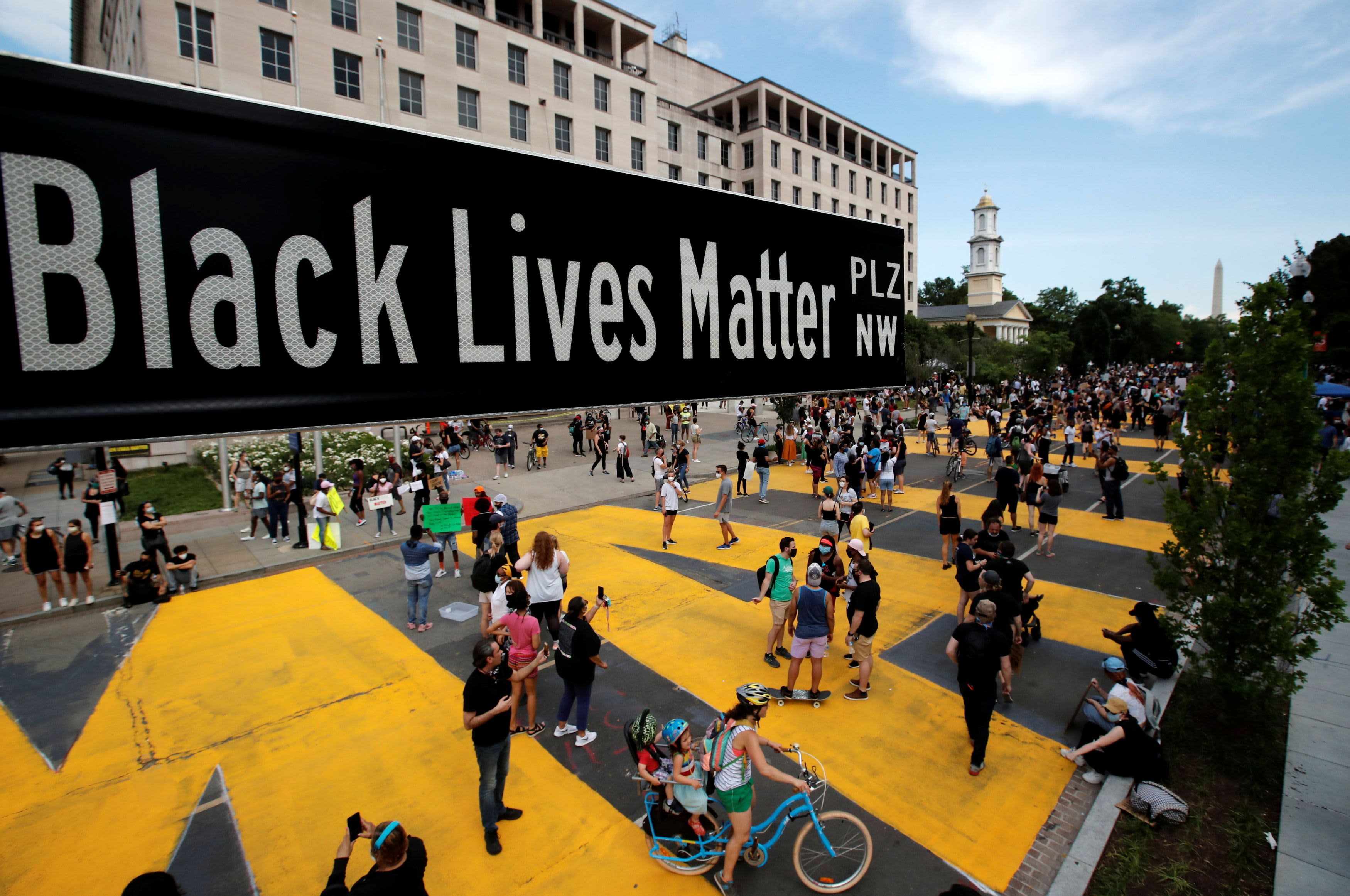 Here's what tech companies have said they'll do to fight racism in wake of George Floyd protests