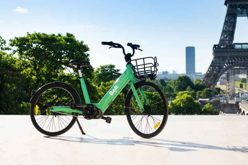 European Uber rival Bolt launches electric bikes in Paris 1