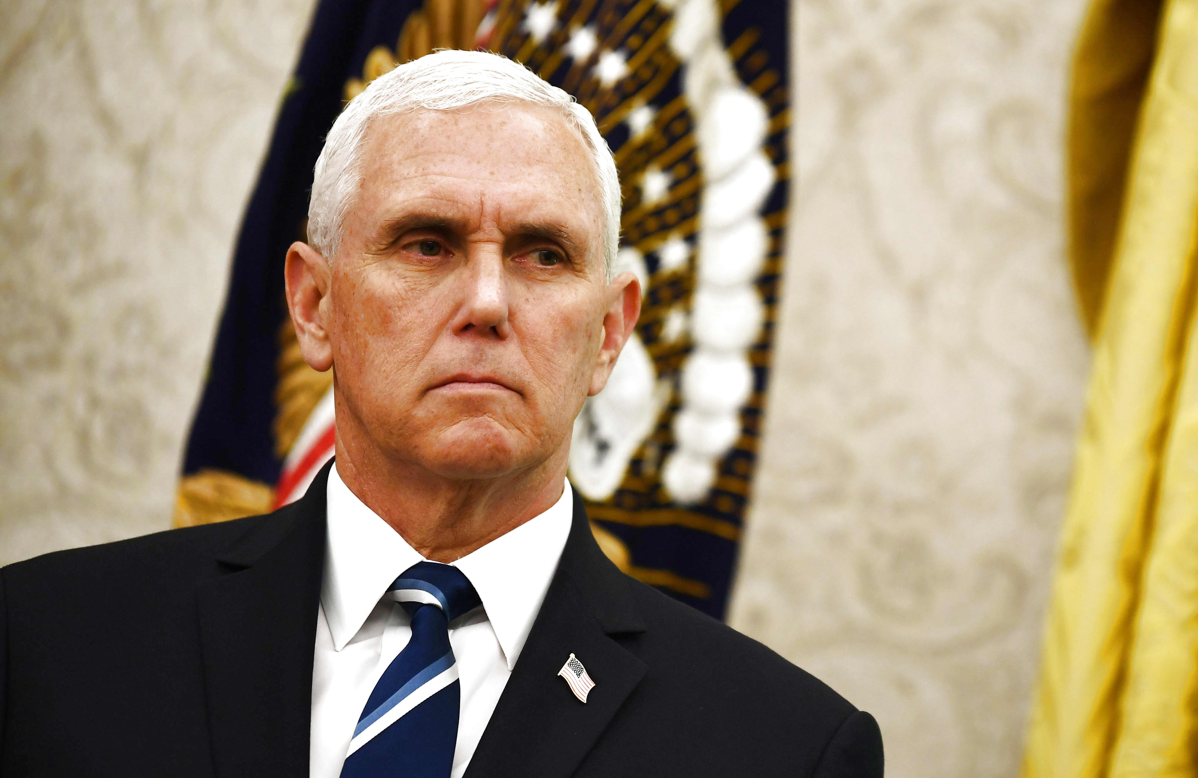 Pence donors, allies helped finance vice president's legal defense fund for Mueller probe