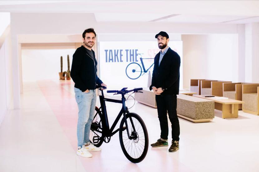 European e-bike start-ups Cowboy, Dance, VanMoof raise cash from VCs 1