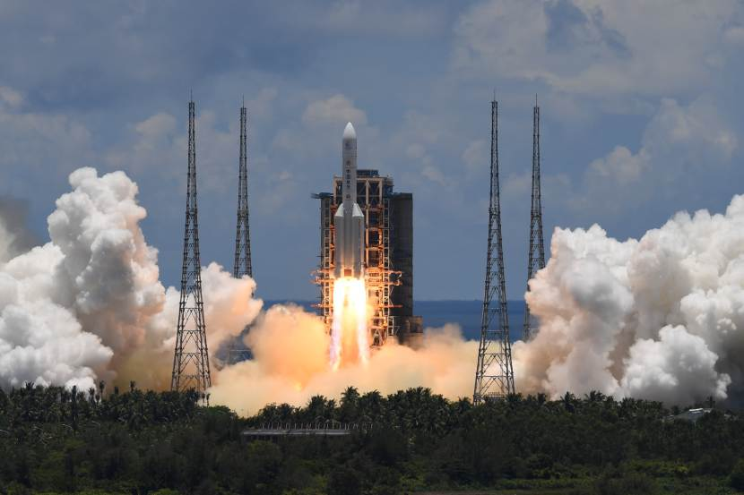 China launches first solo Mars mission called Tianwen-1 ahead of US 1