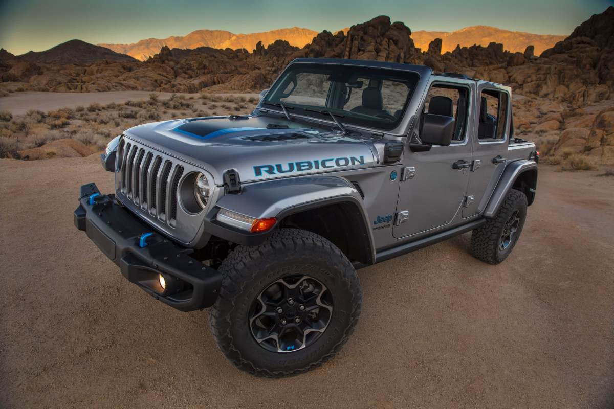 H/O: 2021 Jeep Wrangler 4xe (embargoed until 9 a.m. Sept. 3, 2020)