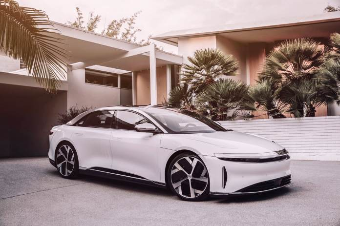 Electric vehicle firm lucid motors to go public in $11. 8 billion blank-check merger | latest news live | find the all top headlines, breaking news for free online february 23, 2021