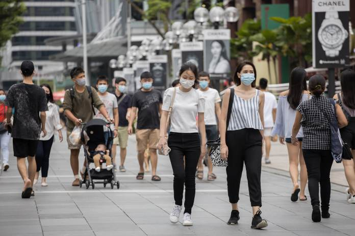Singapore reports highest number of Covid cases in the community in nine months   Latest News Live   Find the all top headlines, breaking news for free online April 29, 2021