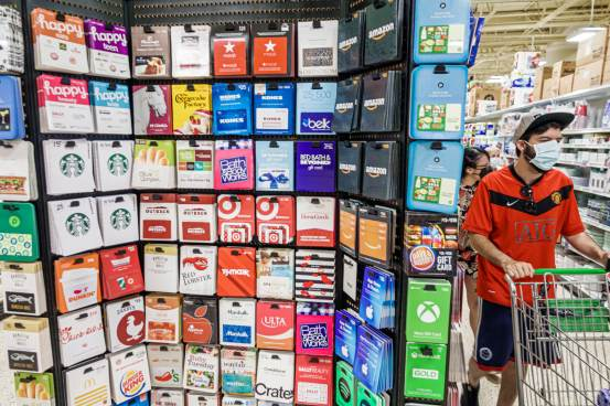 Buying holiday gift cards could boost retail by 2021: Bill Simon
