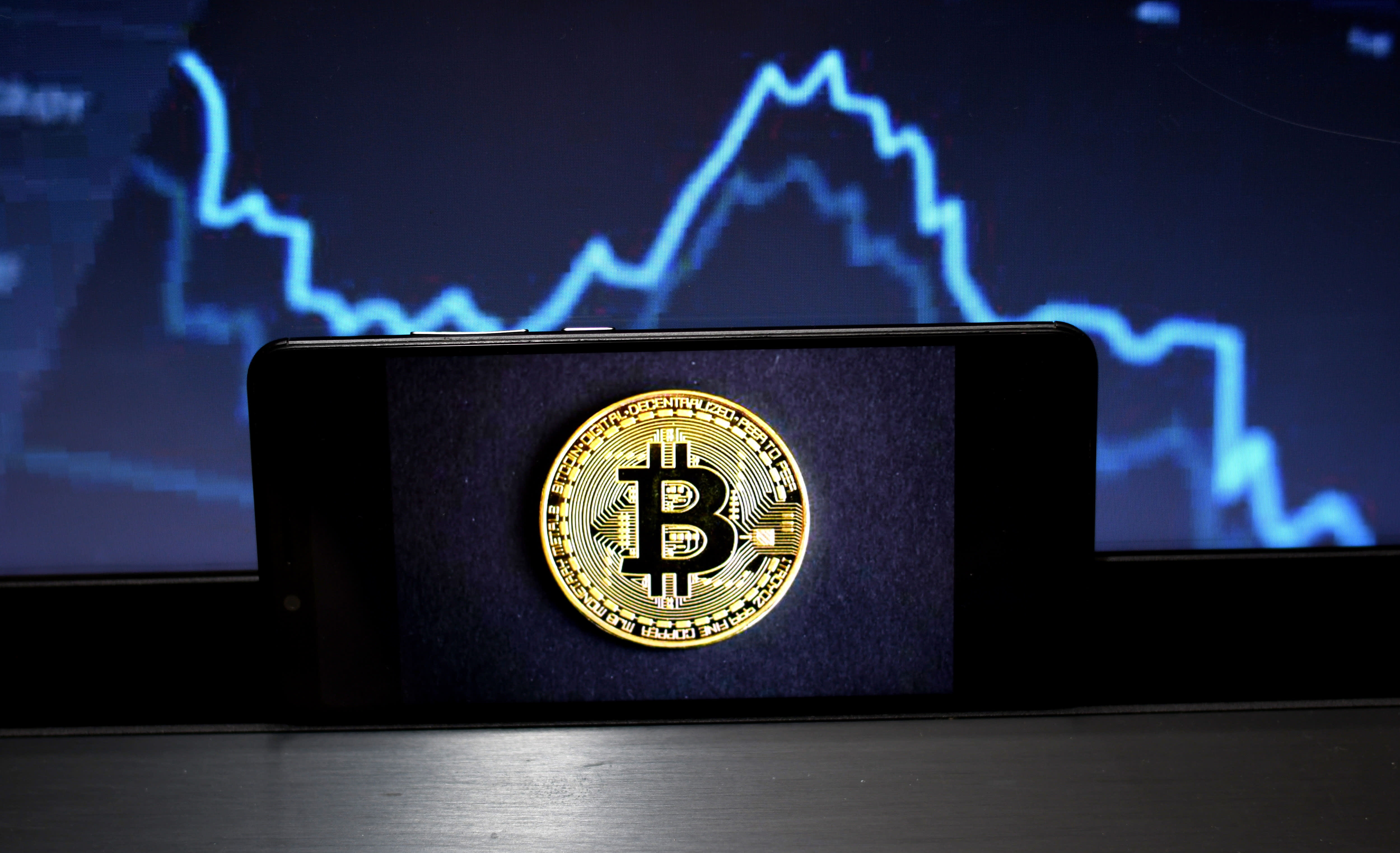 Over 0 billion wiped off cryptocurrency market in a day as bitcoin plunges below ,000
