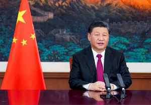 Chinese President Xi Jinping on globalization and multilateral trade