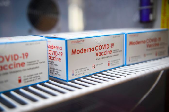 Moderna Covid vaccine can remain stable at refrigerated temperatures for 3 months, company says   Latest News Live   Find the all top headlines, breaking news for free online April 29, 2021